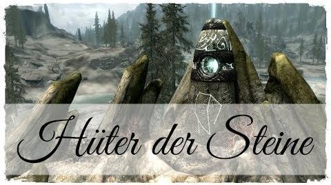 The Elder Scrolls V Skyrim Buch - Hüter der Steine German Deutsch