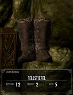 Fellstiefel
