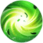 Smaragdmoos