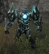 Schlurfer Blau