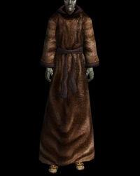 Gewöhnliches Gewand (common robe 01)