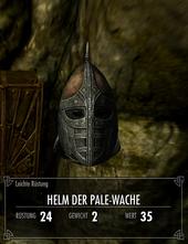 Helm der Pale-Wache