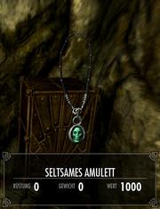 Seltsames Amulett