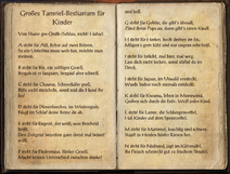 Tamriel-Bestiarium 1