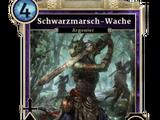Schwarzmarsch-Wache