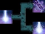 Kristallscherbe