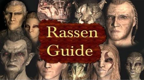 Skyrim Guide - Rassen wählen (Welcher Charakter passt zu dir?) 1