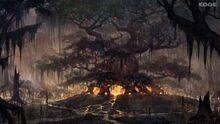 Elder scrolls online Hist Tree concept