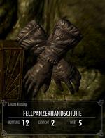 Fellpanzerhandschuhe