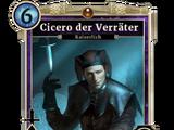 Cicero der Verräter