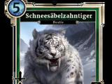 Schneesäbelzahntiger (Legends)