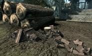 Feuerholz in Mengen
