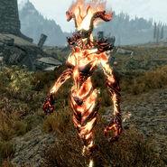 SR-creature-Flame Atronach