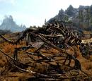 Skelettdrache (Skyrim)