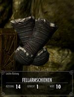 Fellarmschienen