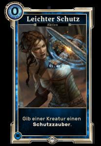 Leichter Schutz (Legends)