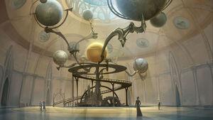 Planetarium von Sommersend