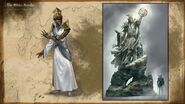 Sotha Sil und Statue