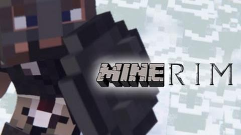 The Ender Scrolls V Minerim Trailer (Minecraft Skyrim Machinima)