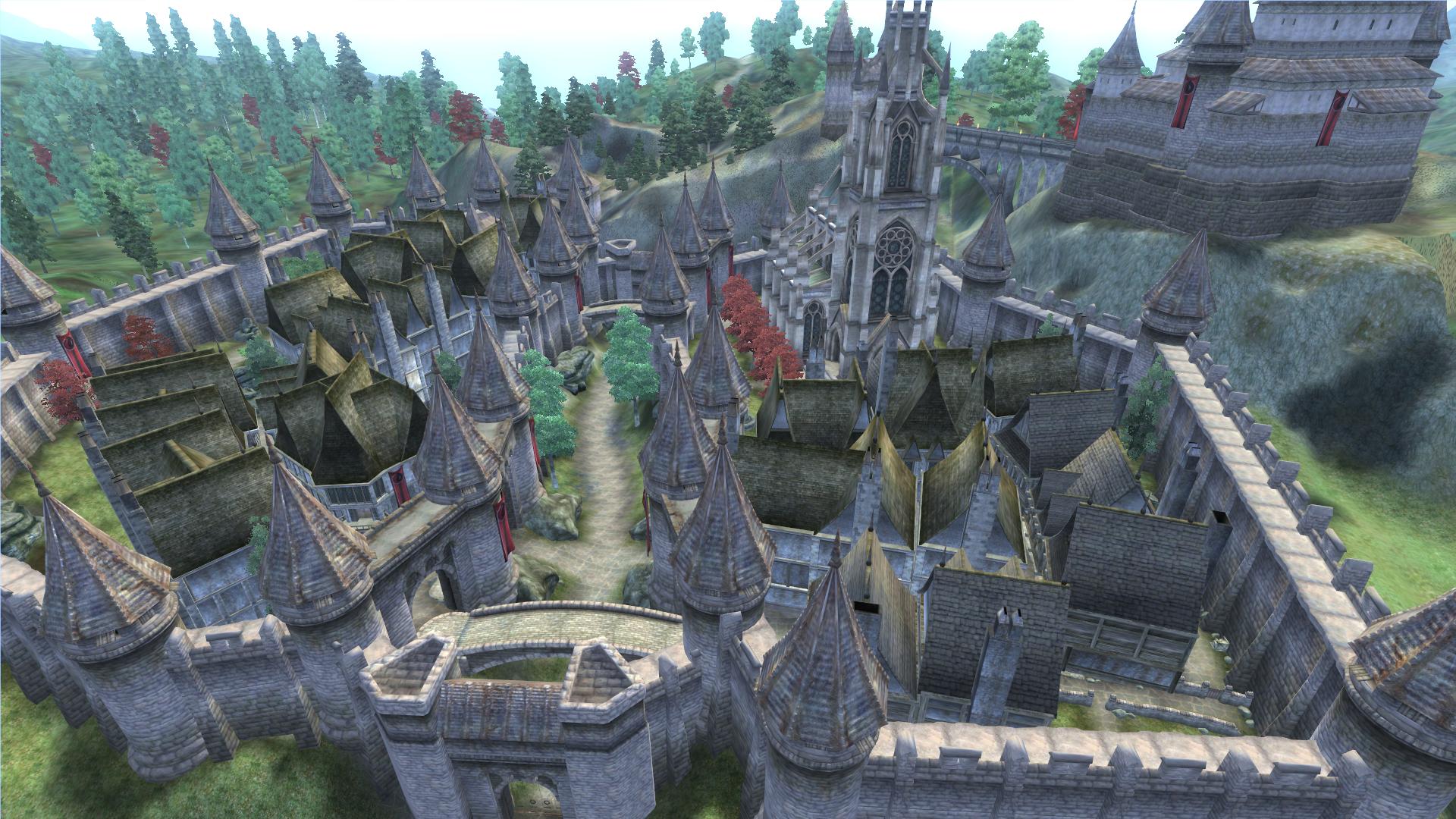 Skingrad Oblivion Elder Scrolls Wiki Fandom Powered By Wikia