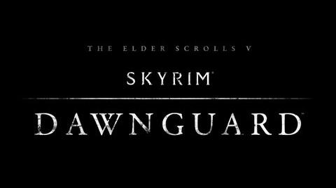 The Elder Scrolls V Dawnguard - Trailer