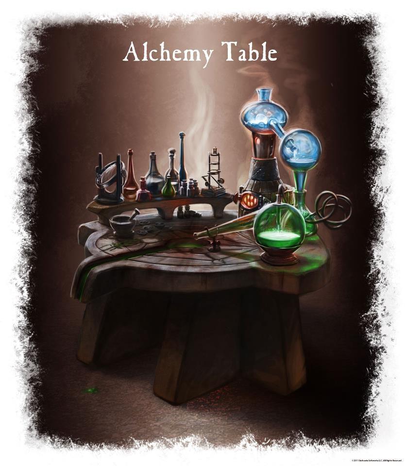 Alchemie (Skyrim) | Elder Scrolls Wiki | FANDOM powered by Wikia