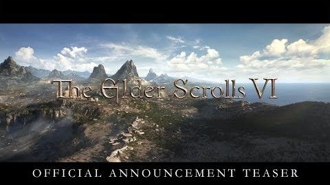 The Elder Scrolls VI – Official E3 Announcement Teaser