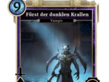 Fürst der dunklen Krallen