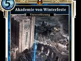 Akademie von Winterfeste (Legends)