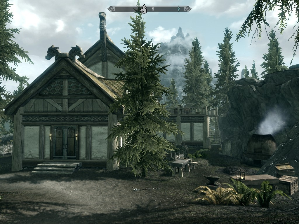 Haus Seeblick Elder Scrolls Wiki FANDOM Powered By Wikia - Minecraft haus bauen xbox 360