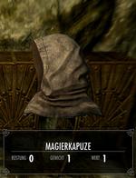 Magierkapuze