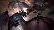 TESL SkyrimAnnounce Dragons