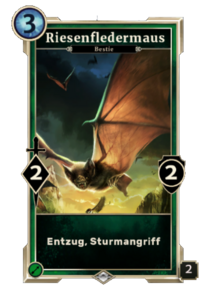 Riesenfledermaus (Legends)