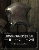 Blackguards Kapuze