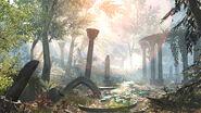 Blades Ruine