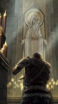 Gebet an Kynareth Fullart