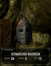 Ostmarscher Wachhelm