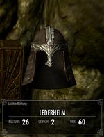 Lederhelm