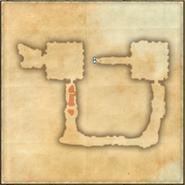 Sonnenschuppenruinen Karte Innen