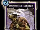 Sturmfeste-Scherge