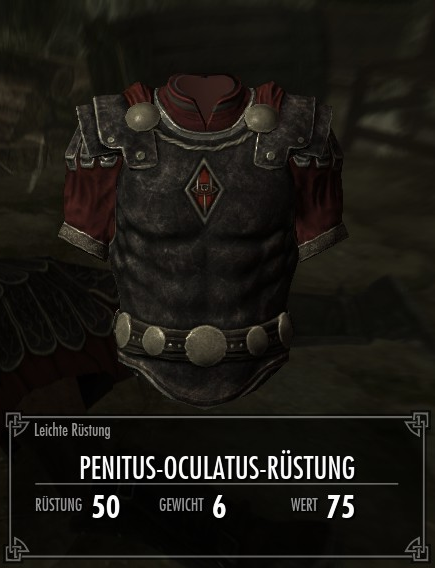 Penitus-Oculatus-Rüstung (Skyrim) | Elder Scrolls Wiki | FANDOM ...