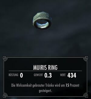 Muiris Ring