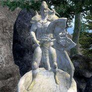 Boethiah Statue Oblivion