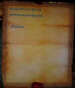 Alethius' Notizen Seite2