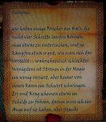 Alethius' Notizen Seite1