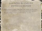 Khunzar-ri und die Dunklen Monde