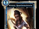 Kronen-Quartiermeisterin