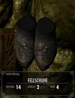Fellschuhe