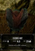Ciceros Hut