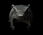 Gravierter Nord-Helm